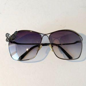 Stella McCartney butterfly sunglasses